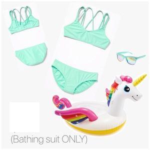 NWT Old Navy Strappy 2-Piece Bikini for Girls
